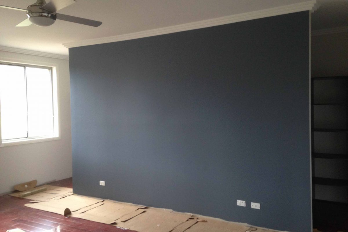 wall paint color